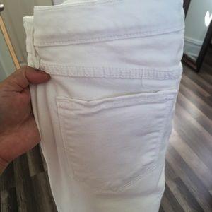 Flying Monkey Jeans - Flying Monkey White Destroyed Jeans